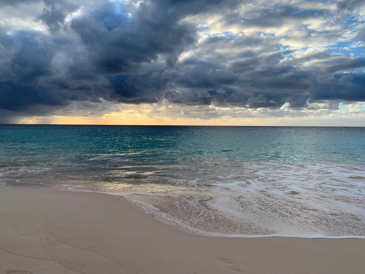 Bermuda (belatedly)